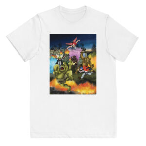 Youth jersey t-shirt